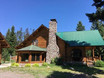 Condon, Potomac, Seeley Lake Single Family Home For Sale: 5147 Highway 83