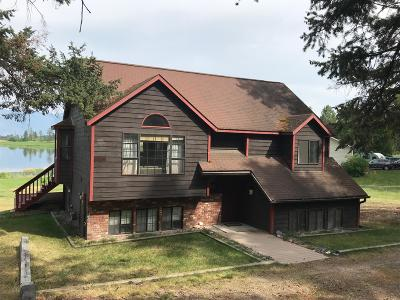 Whitefish Single Family Home Under Contract Taking Back-Up : 272 Mallard Loop