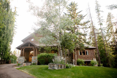 Whitefish Single Family Home For Sale: 1014 Creekview Drive