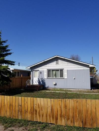 Flathead County Single Family Home For Sale: 164 2nd Avenue West North