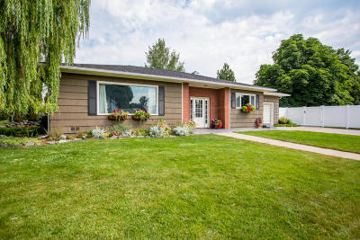 Kalispell Single Family Home Under Contract Taking Back-Up : 555 1st Avenue East North