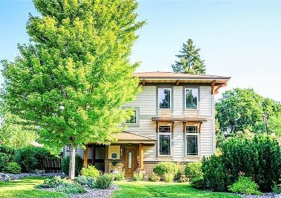Missoula Single Family Home For Sale: 212 South Avenue East