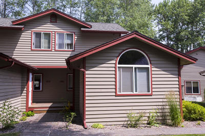 Flathead County Single Family Home Under Contract Taking Back-Up : 1750 East Lakeshore Drive