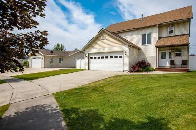 Flathead County Single Family Home For Sale: 140 Beargrass Lane