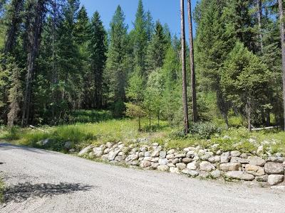 Whitefish Residential Lots & Land For Sale: 1620 Old Tally Lake Road