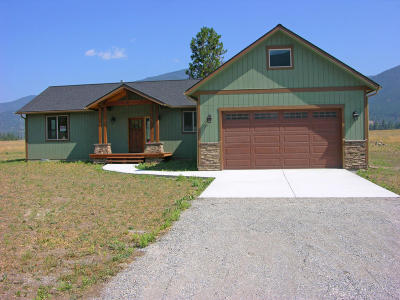 Thompson Falls Single Family Home For Sale: 7 Moccasin Lane