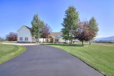 Hamilton Single Family Home For Sale: 407 Back Nine Lane
