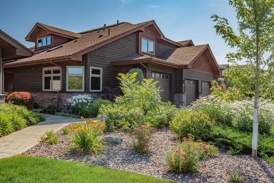 Flathead County Single Family Home For Sale: 87 Bay Harbor Drive
