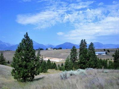 Stevensville Residential Lots & Land For Sale: Nhn Fox Gulch Road