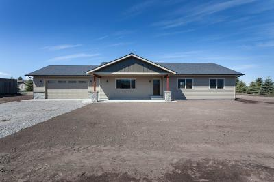Kalispell Single Family Home For Sale: 160 Splendid View Drive