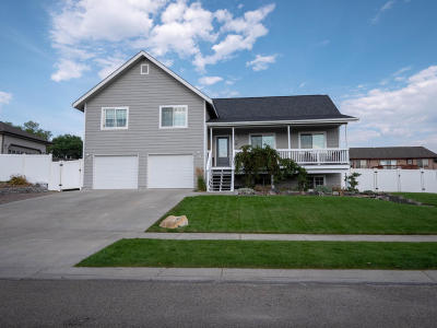 Kalispell Single Family Home For Sale: 55 Windriver Drive