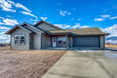 Stevensville Single Family Home For Sale: 267 Tenderfoot Lane