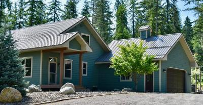 Kalispell Single Family Home For Sale: 1780 Three Mile Drive