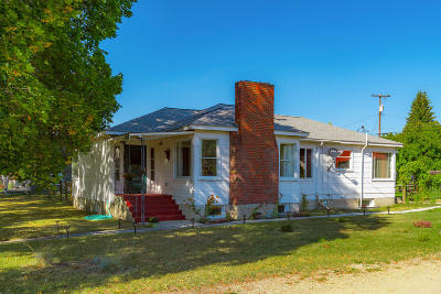 Stevensville Single Family Home Under Contract Taking Back-Up : 420 College Street