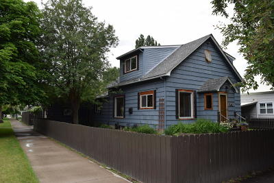 Kalispell Single Family Home For Sale: 546 3rd Avenue West