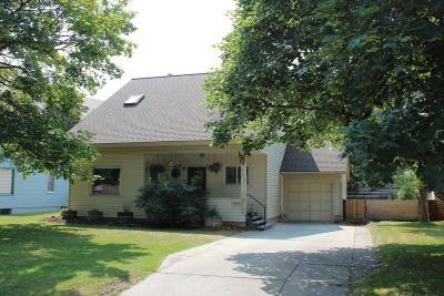 Missoula Single Family Home For Sale: 621 Woodworth Avenue