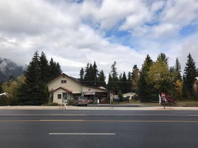 Flathead County Commercial For Sale: 8760 Hwy 2 East
