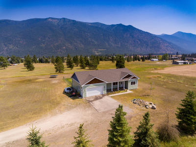 Flathead County Single Family Home Under Contract Taking Back-Up : 1249 Raven Lane