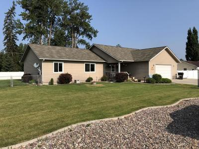 Kalispell Single Family Home Under Contract Taking Back-Up : 149 Parkside Drive