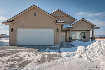 Kalispell Single Family Home For Sale: 175 Swede Trail
