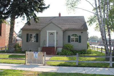 Kalispell Commercial For Sale: 37 West Washington Street