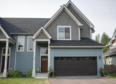Whitefish Single Family Home For Sale: 151 Stumptown Loop