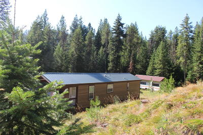 Mineral County Single Family Home For Sale: 14 Rimfire Lane