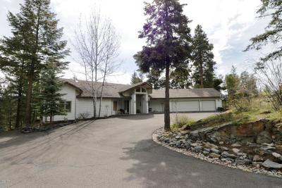 Flathead County Single Family Home For Sale: 81 Eagle Bend Drive