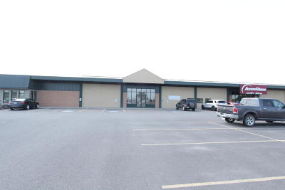 Kalispell Commercial Lease Under Contract Taking Back-Up : Highway 2 West