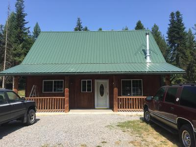 Trout Creek Single Family Home For Sale: 15 Guy Hall Road