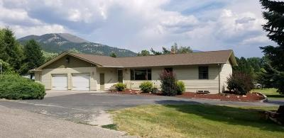 Missoula Single Family Home For Sale: 1850 Meadowview Court