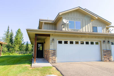 Flathead County Single Family Home For Sale: 728 Spruce Court