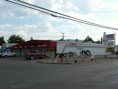 Kalispell Commercial Lease For Lease: 7th Avenue West