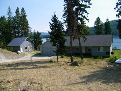 Flathead County Single Family Home For Sale: 12750 Highway 2 West