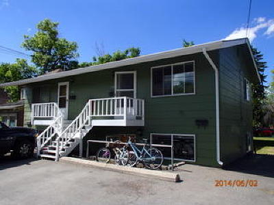 Missoula Multi Family Home For Sale: 241 South 5th Street East