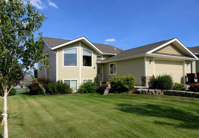 Kalispell Single Family Home For Sale: 155 Heavens Peak Drive