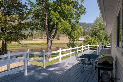 Kalispell Single Family Home For Sale: 765 Yoeman Hall Road
