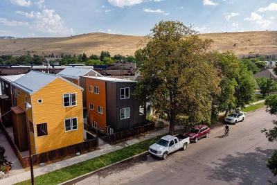 Missoula Single Family Home Under Contract Taking Back-Up : 620 Toole Avenue