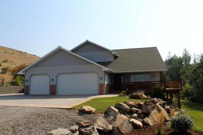 Missoula County Single Family Home For Sale: 9257 Butler Creek Road