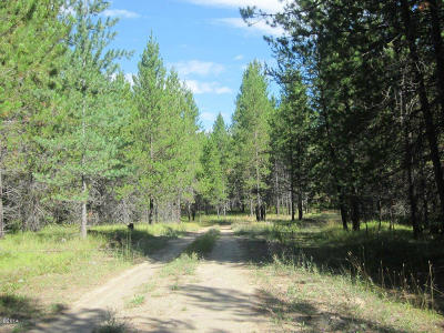 Lincoln County Residential Lots & Land For Sale: Old Hwy 2 North
