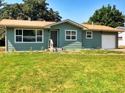 Missoula Single Family Home Under Contract Taking Back-Up : 120 Tahoe Drive