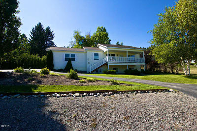 Flathead County Single Family Home Under Contract Taking Back-Up : 198 Sunset Ridge