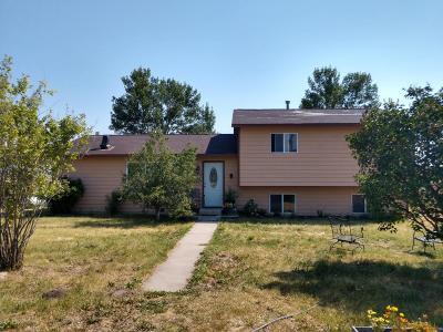 Missoula Single Family Home For Sale: 13730 Mullan Road