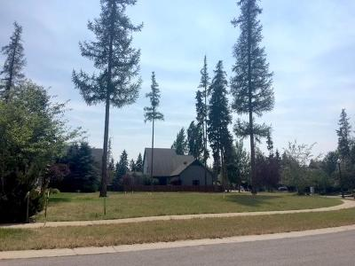 Whitefish Residential Lots & Land Under Contract Taking Back-Up : 1073 Creekwood Drive