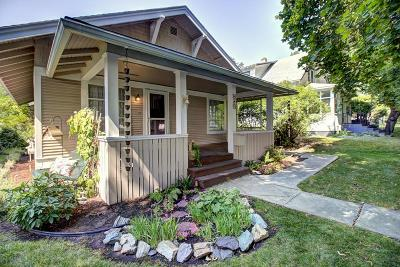 Flathead County Single Family Home Under Contract Taking Back-Up : 376 2nd Avenue East North