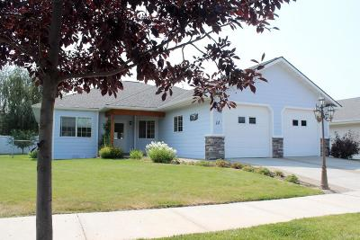 Flathead County Single Family Home Under Contract Taking Back-Up : 14 Trump Drive