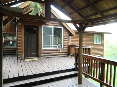 Kila Single Family Home For Sale: 623 Log Cabin Lane