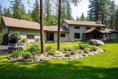 Bigfork Single Family Home For Sale: 642 Latigo Lane