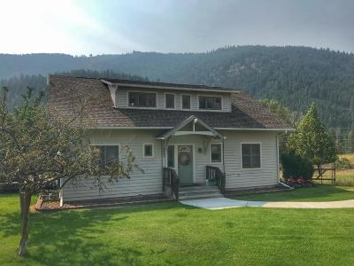 Missoula County Single Family Home For Sale: 9370 Singletree Lane