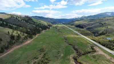 Ravalli County Residential Lots & Land For Sale: Camp Creek Road